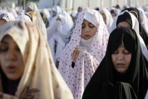 Perayaan Idul Fitri di Berbagai Negara - Iran