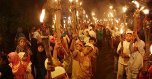 Perayaan Idul Fitri di Berbagai Negara - Malaysia