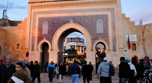 Perayaan Idul Fitri di Berbagai Negara - Maroko