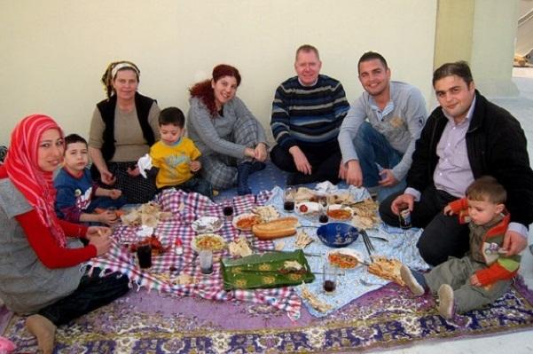 Perayaan Idul Fitri di Berbagai Negara - Turki