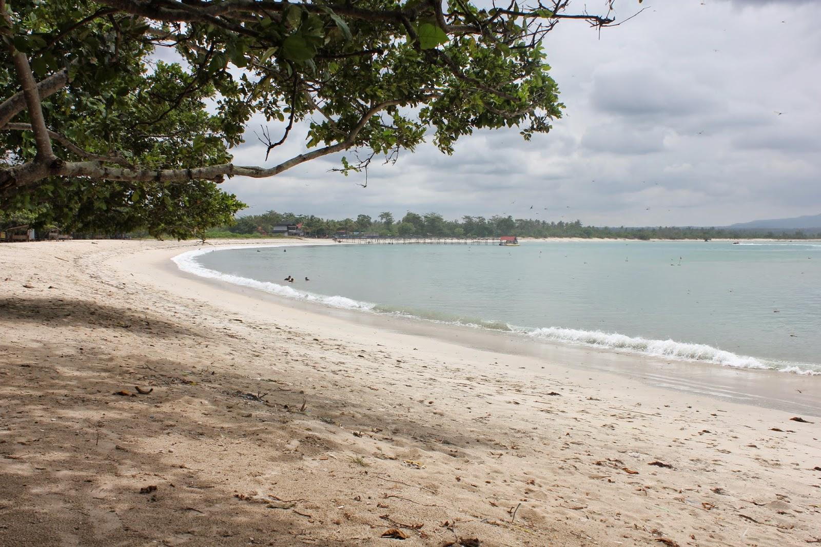 Keindahan Pantai di Kalianda Lampung Selatan Ini Sayang Dilewatkan