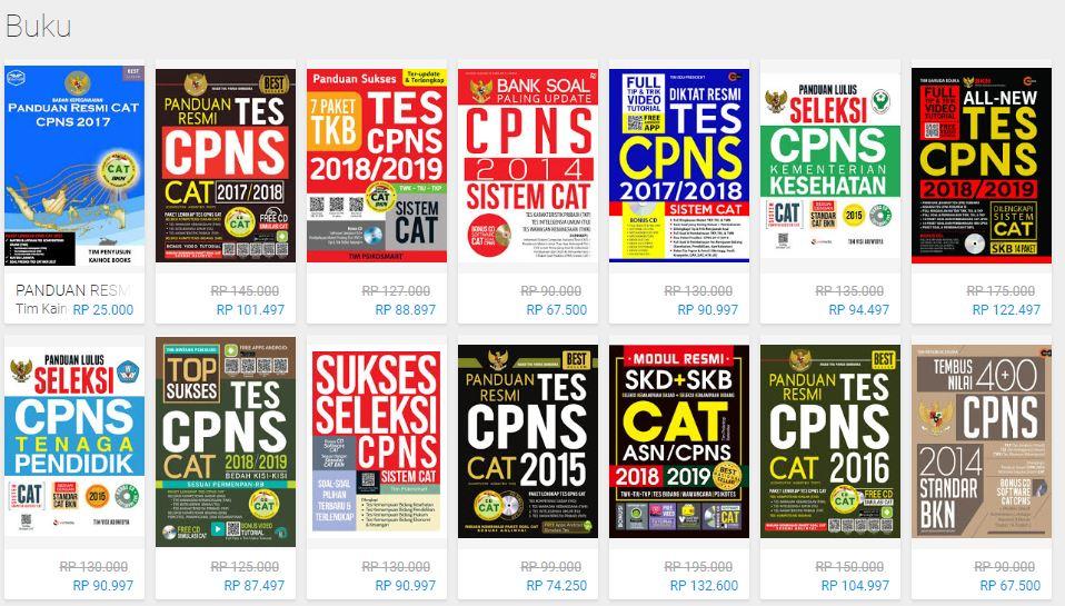 Simulasi Cat Cpns 2019 Dan Download Soal Cpns 2019 Gratis