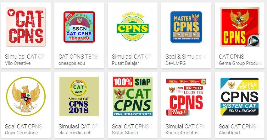 Jual Beli Kunci Jawaban Cat Cpns