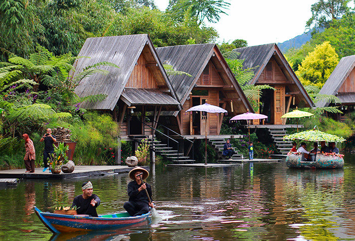 7 Wisata Dekat Villa Lemon Lembang Bandung Terpopuler