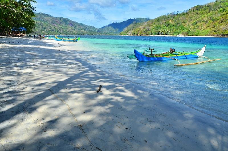 Image result for 2. Teluk Kiluan, Bandar Lampung