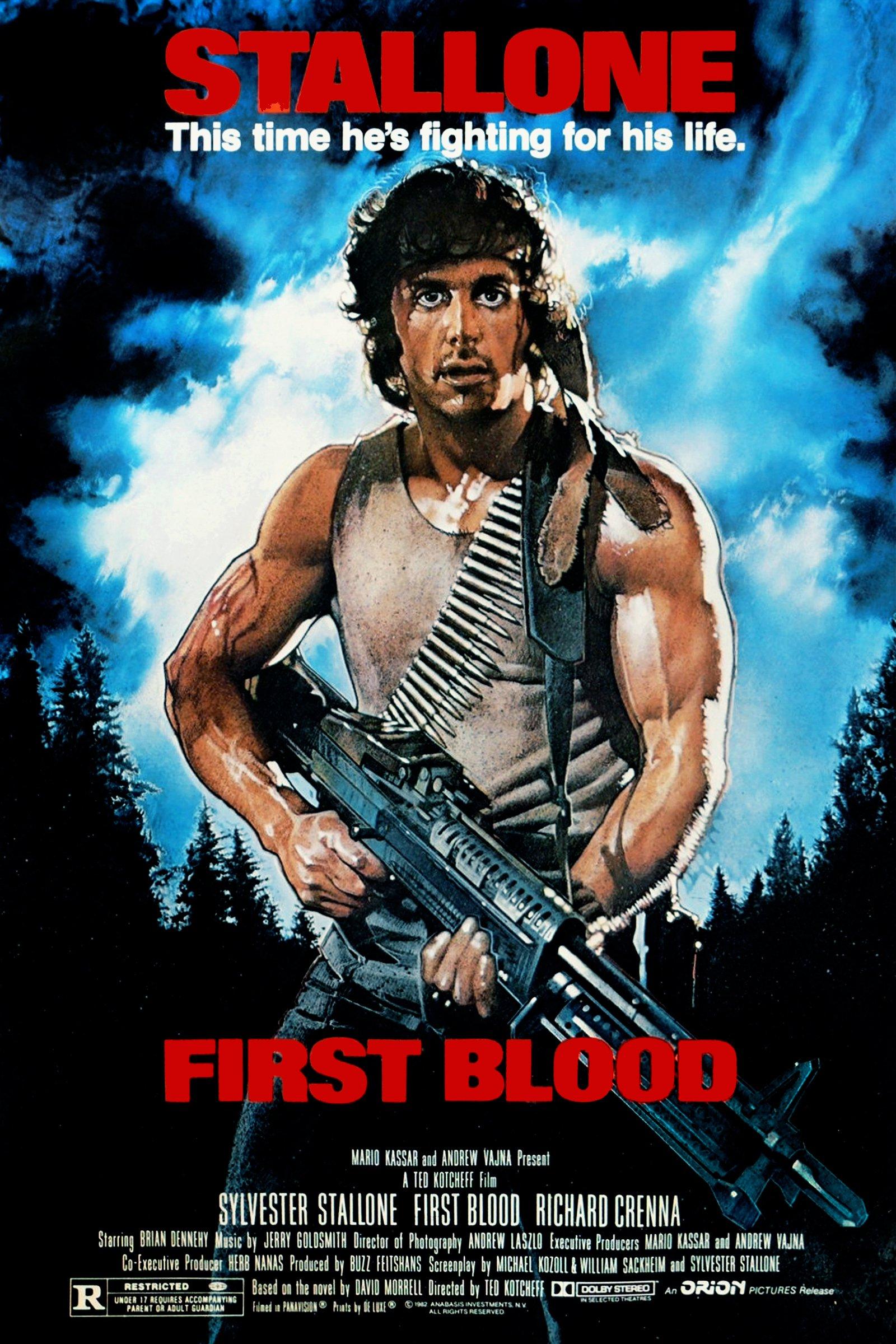 Rambo: First Blood -Film Aksi Terbaik