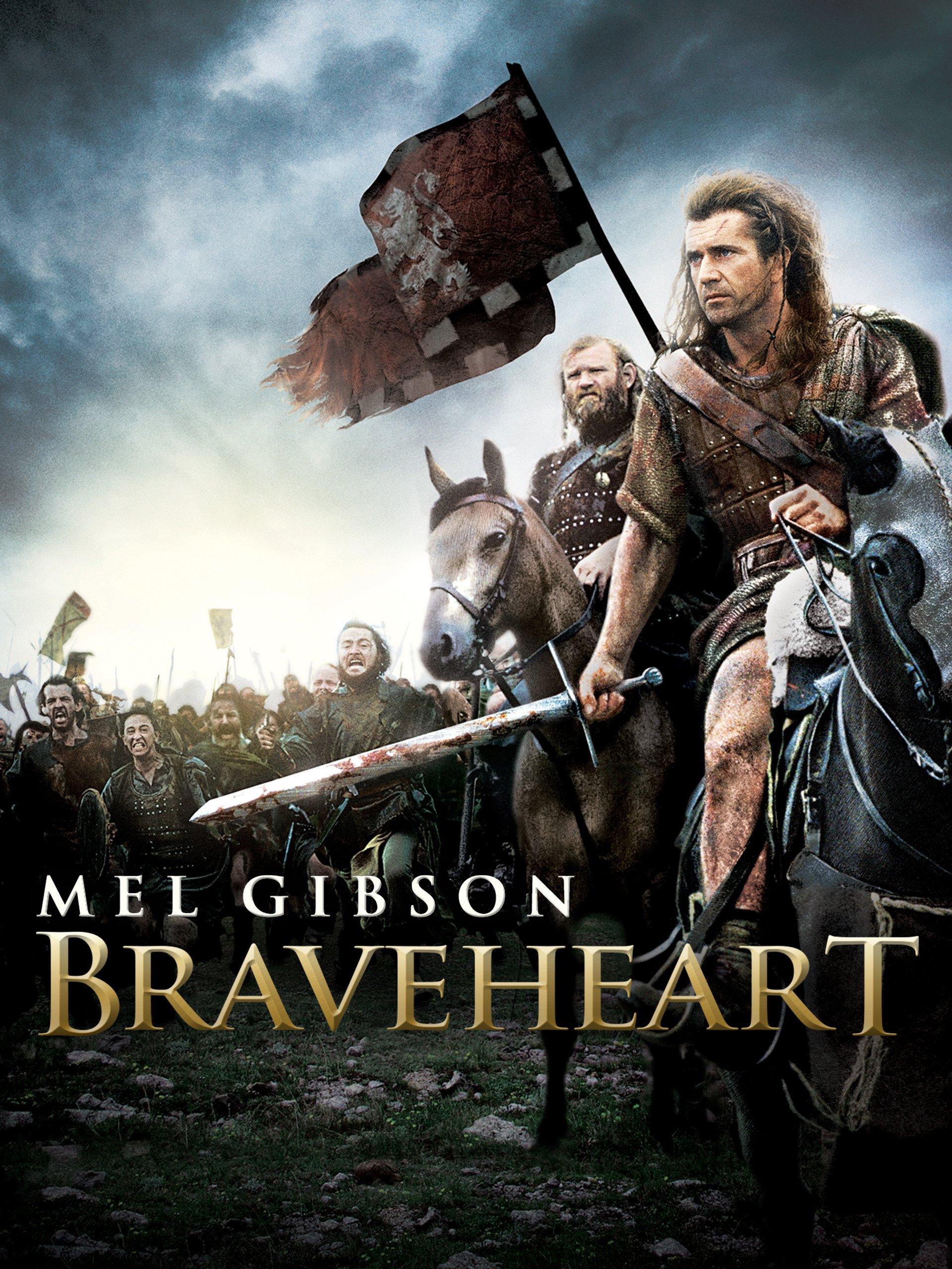 Braveheart -Film Aksi Terbaik