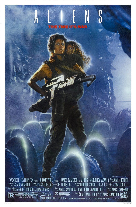 Aliens -Film Aksi Terbaik