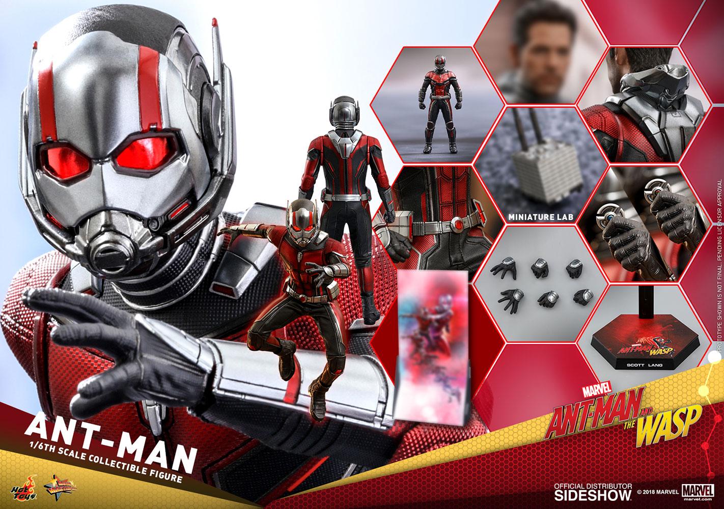 Ant-Man -Film Aksi Terbaik