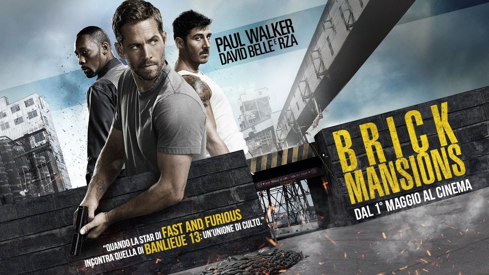 Brick Mansions -Film Aksi Terbaik