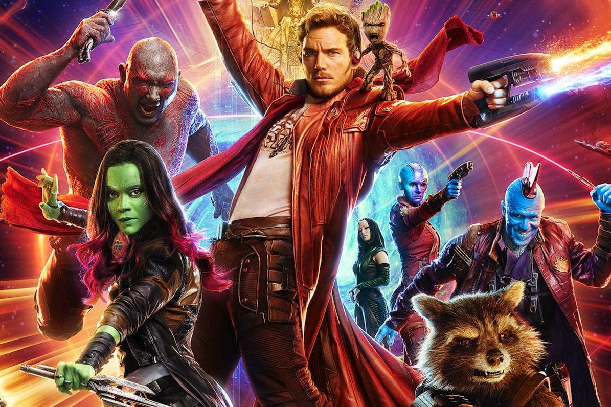 Guardians Of The Galaxy -Film Aksi Terbaik