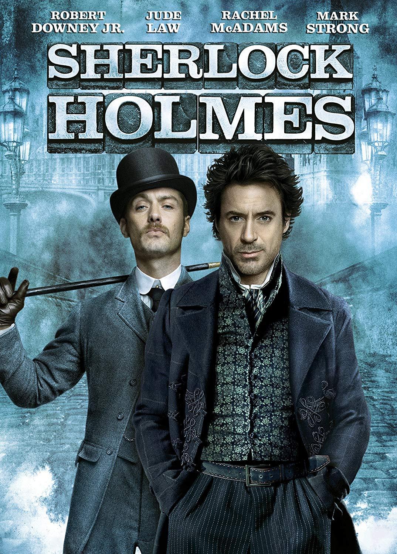 Film Aksi Terbaik -Sherlock Holmes