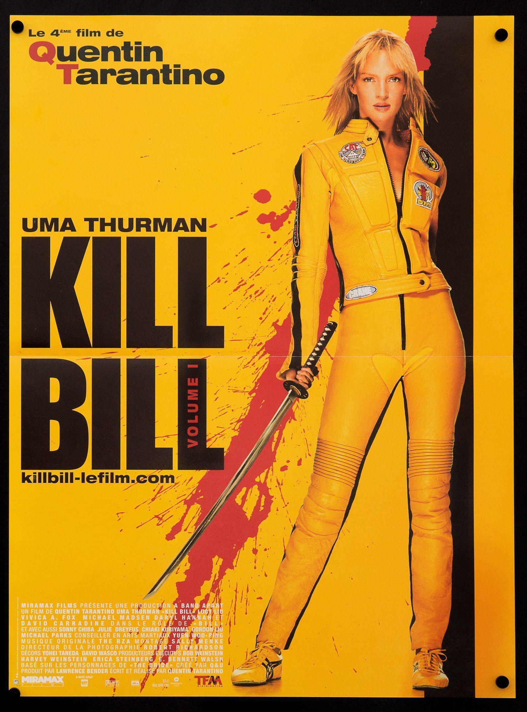 Kill Bill -Film Aksi Terbaik