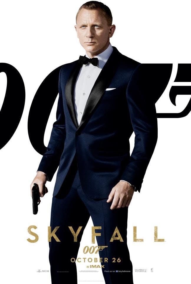 James Bond -Film Aksi Terbaik
