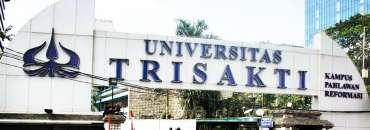 Biaya Universitas Trisakti Berbagai Fakultas 2020/2021