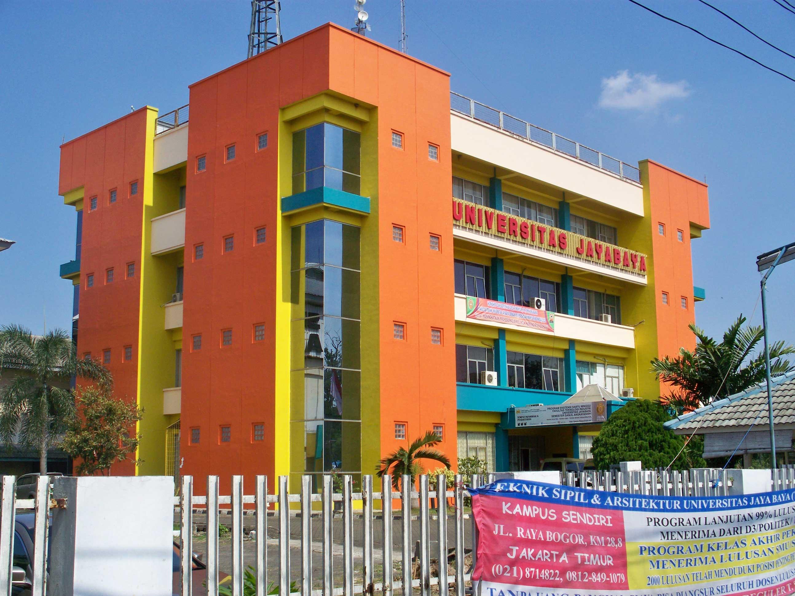 Jurusan di Universitas Jayabaya Lengkap dengan Akreditasinya