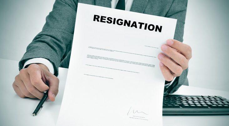 surat pengunduran diri yang baik dan sopan