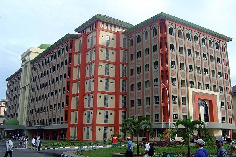 Jurusan Universitas Islam Negeri Syarif Hidayatullah Jakarta 2020 2021