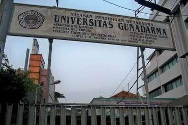 Pendaftaran Universitas Gunadarma 2020/2021
