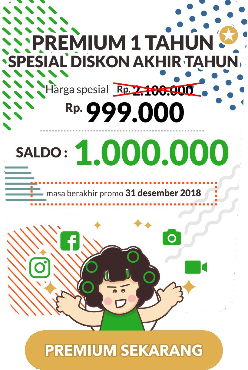 Premium 1 Tahun Diskon 50 Spesial Akhir Tahun Mamikos Info