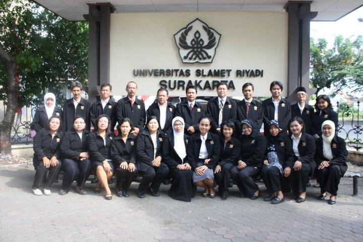 Jurusan Kuliah dan Akreditasinya UNISRI Surakarta 2019/2020