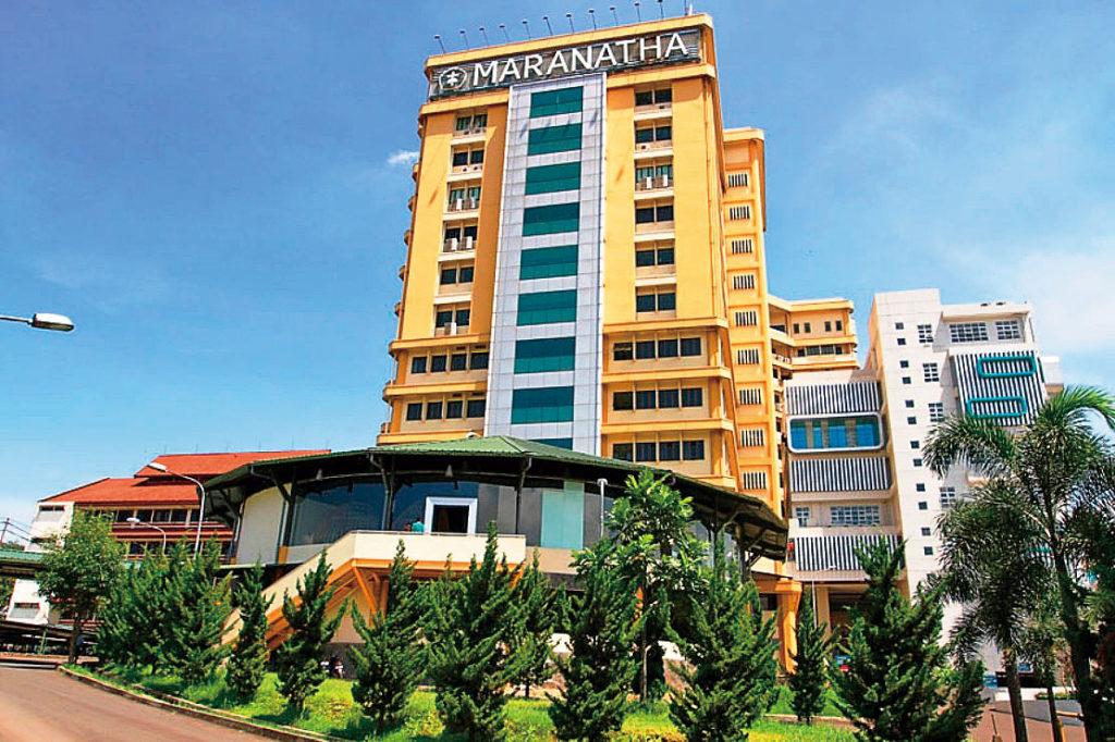 Jurusan Kuliah Universitas Kristen Maranatha Bandung dan Akreditasinya 2019/2020