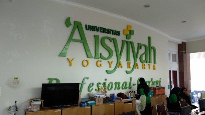 Biaya Kuliah UNISA Universitas Aisyiyah Yogyakarta 2019/2020