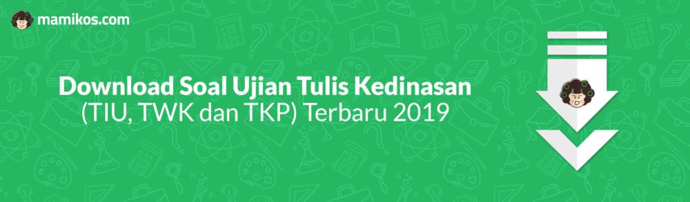SPMB PKN STAN 2019 : Jadwal, Lokasi dan Contoh Soal Ujian Tulis