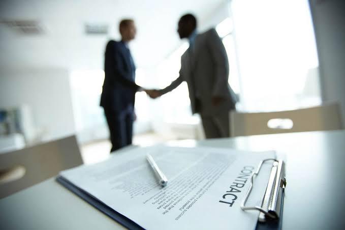 Contoh Surat Perjanjian Kerja Yang Baik Dan Benar