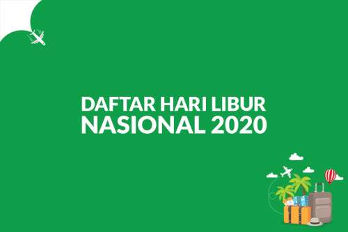 Download Kalender Hari Libur Nasional Indonesia 2020