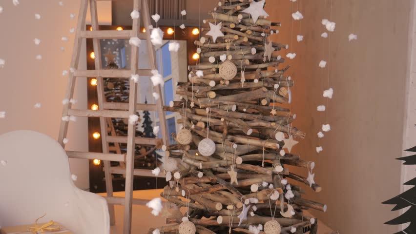dekorasi rumah tema natal