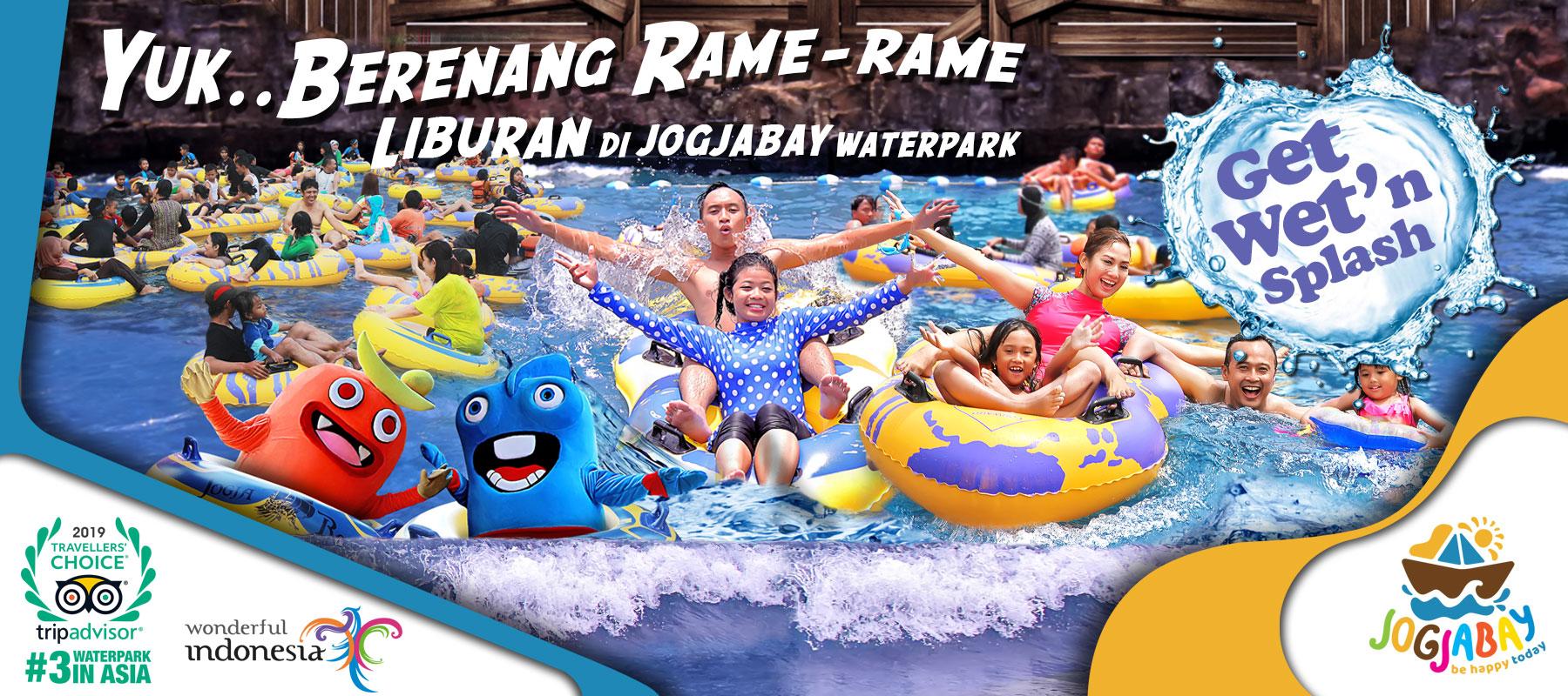 Wisata Jogja Bay Harga Tiket Jam Buka Hingga Fasilitas Wahana Mamikos Info