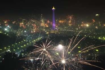 7 Acara Malam Tahun Baru 2020 di Jakarta yang Dijamin Seru
