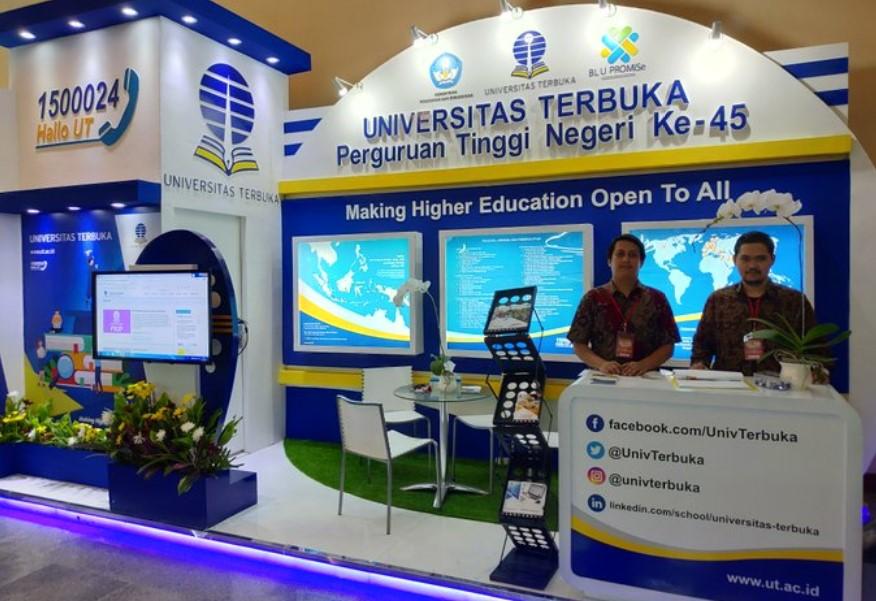 Pendaftaran Ut Universitas Terbuka 2021 2022 Mamikos Info