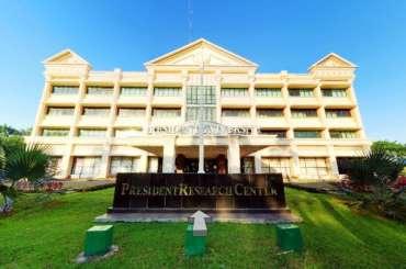 Pendaftaran President University 2020/2021