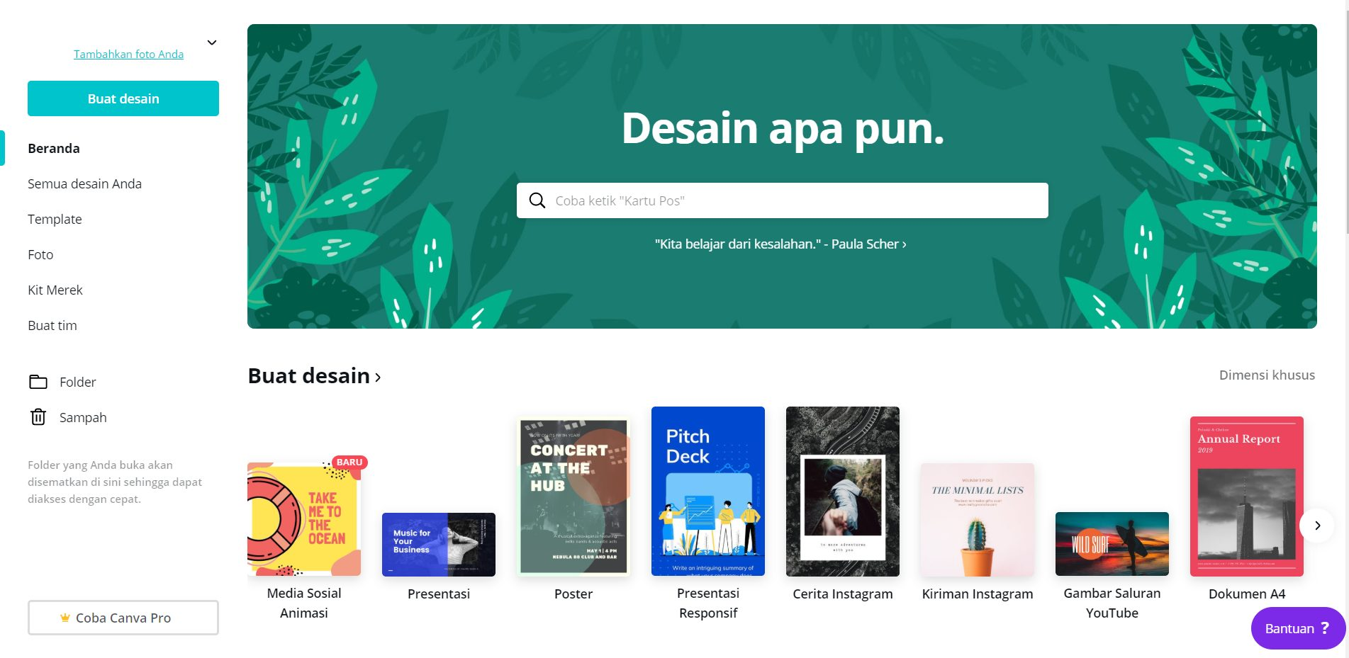 13 Situs Download Template Ppt Keren Dan Gratis 2021 Mamikos Info