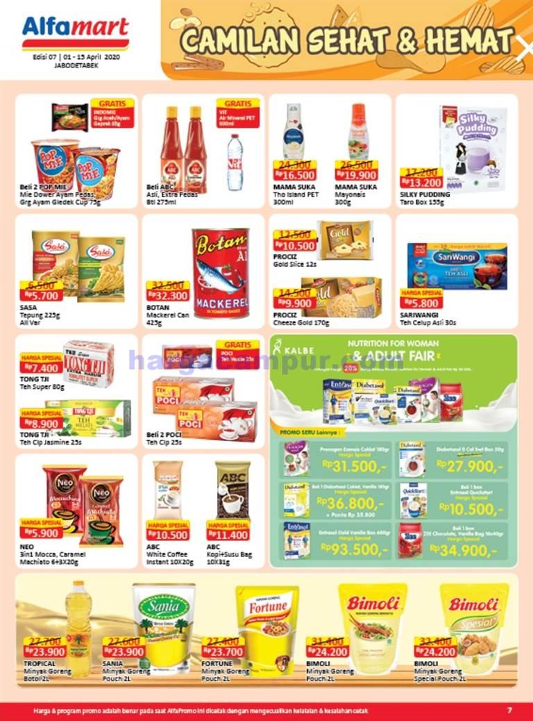 Hemat Promo Indomaret Dan Alfamart April 2020 Katalog Mamikos Info