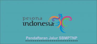 Pendaftaran SBM PTNP 2020/2021 Kementerian Pariwisata