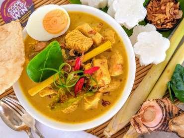 14 Resep Opor Ayam Kuning Enak Spesial Lebaran 2020