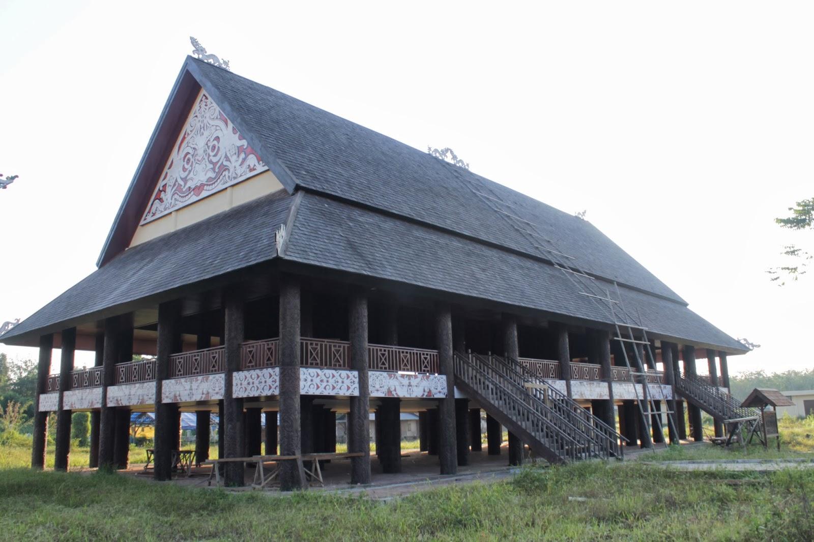 38 Rumah Adat Provinsi Di Indonesia Lengkap Gambar Dan Penjelasan