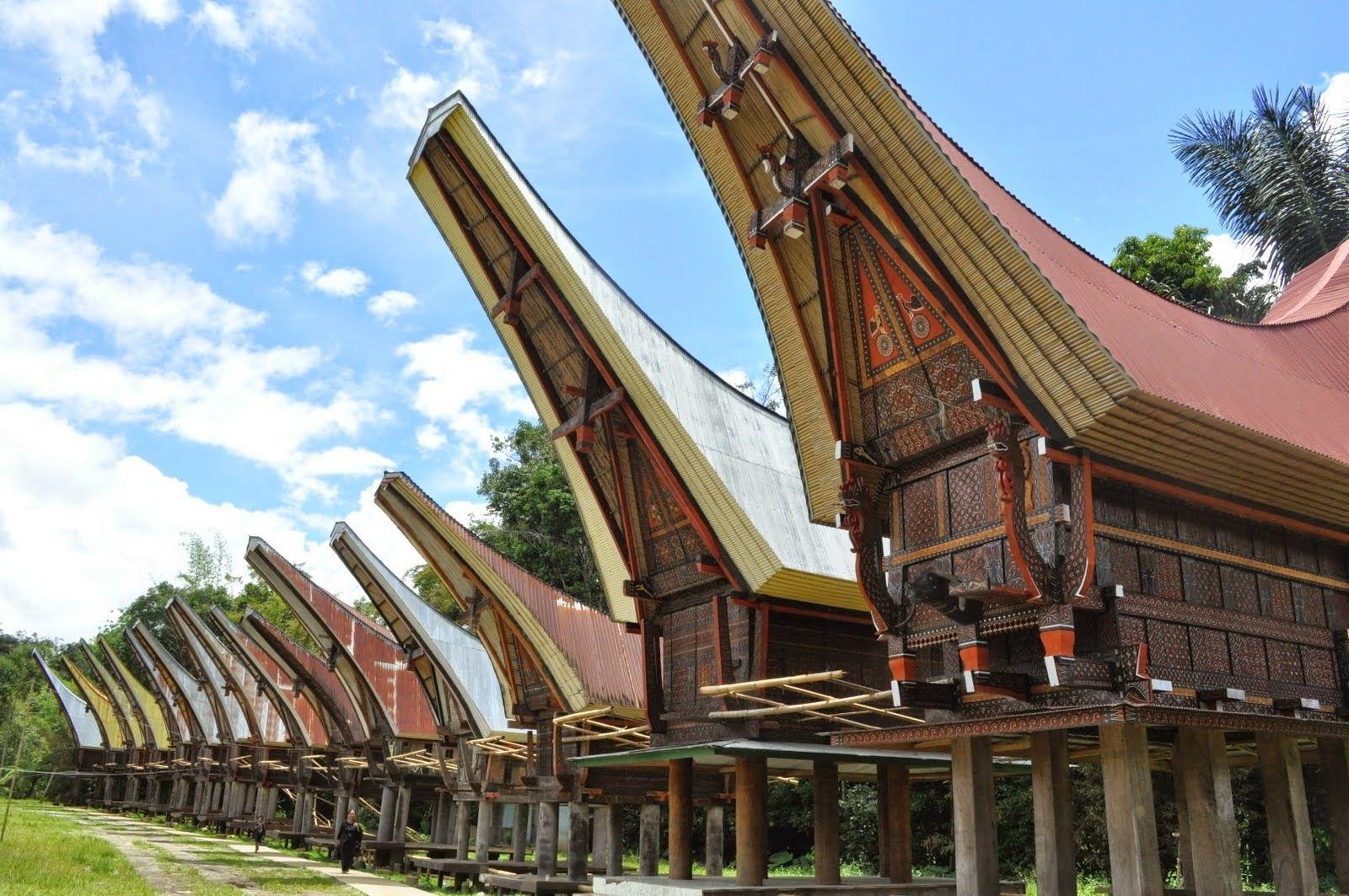 38 Rumah Adat Provinsi Di Indonesia Lengkap Gambar Dan Penjelasan Mamikos Info