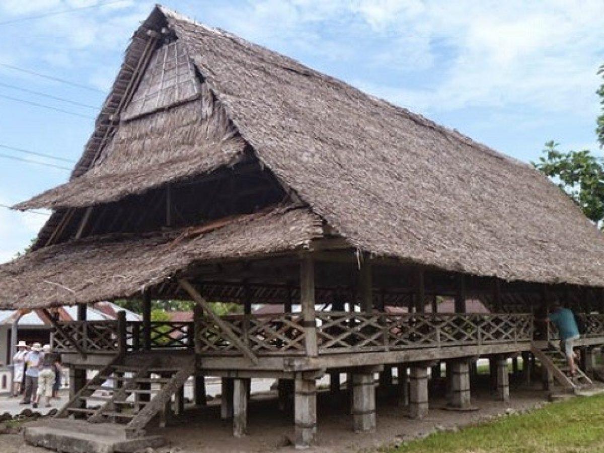 38 Rumah Adat Provinsi Di Indonesia Lengkap Gambar Dan