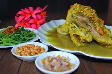 Resep Ayam Betutu Kuah Dan Goreng Khas Gilimanuk Bali, Dijamin Nikmat!
