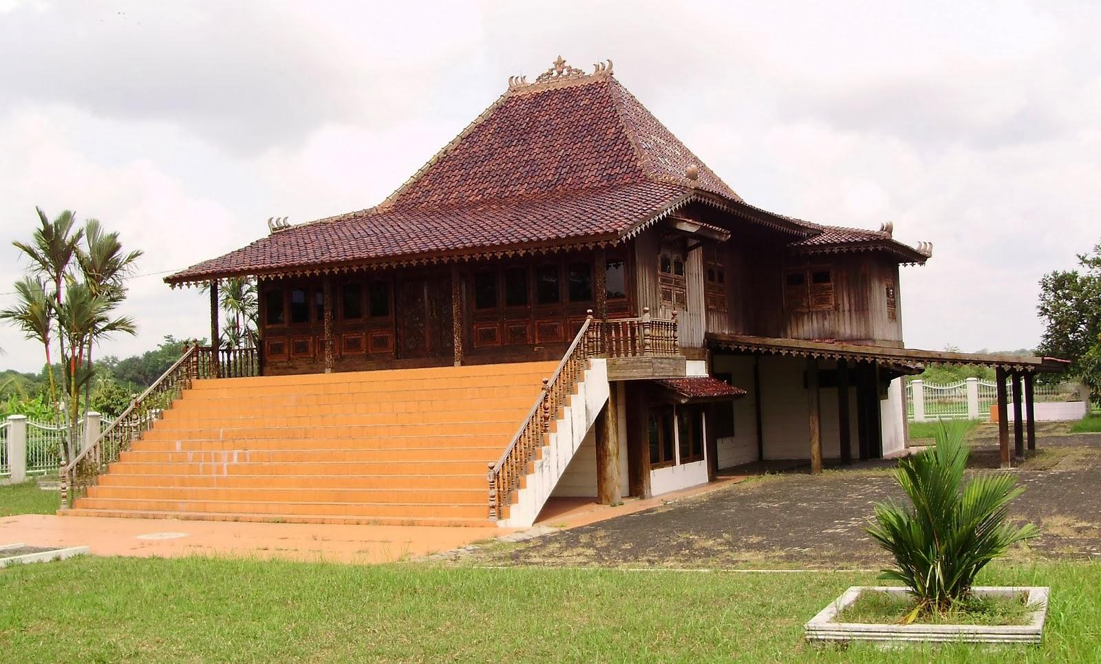 Gambar Rumah Adat Suku Bali