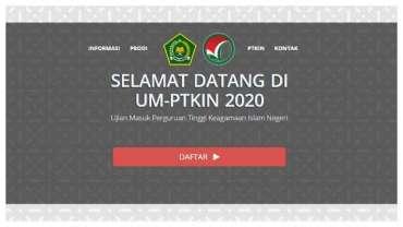 Jadwal Pelaksanaan Ujian UM PTKIN 2020/2021