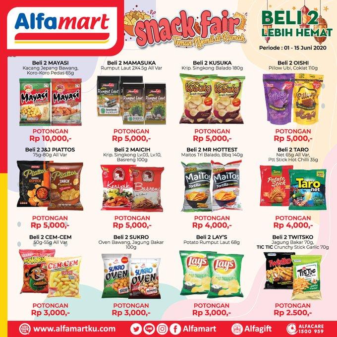 Promo Alfamart Hari Ini Juni 2020 Promo Jsm Alfamart Katalog Promo Mamikos Info