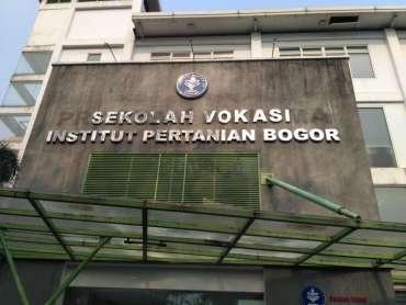 23 Program Studi (Prodi) Sekolah Vokasi IPB