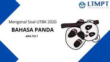 Mengenal Soal Bahasa Panda di UTBK 2020 Serta Contohnya