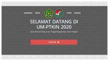 Contoh Soal UM PTKIN 2020 dan Jadwal Pelaksanaan Ujian