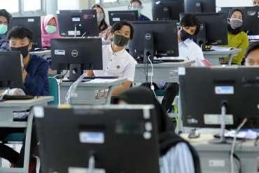 Peserta UTBK-SBMPTN 2020 Harus Isolasi Mandiri, Cek Ketentuannya